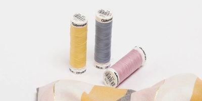 Швейные нитки: какие бывают и как выбрать подходящие?