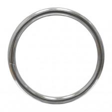 Кольцо металл разъемное 40х4 мм никель