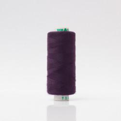 Нитки Дор-так | Dortak швейные, 365 м фиолетовый