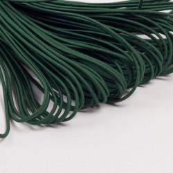 Резина шляпная 2мм т.зеленый