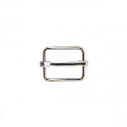 Рамка-регулятор металл 20х2мм никель