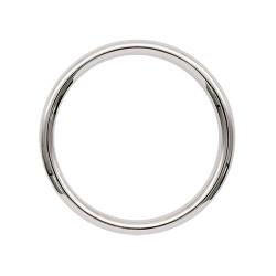 Кольцо металл не разъемное 50х4 мм никель