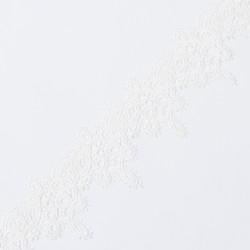 Кружево плетеное KRUZHEVO 65мм молочный