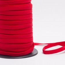Резина бретельная 7мм красный