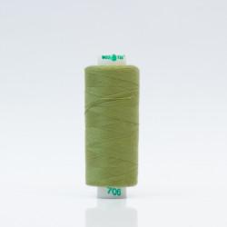 Нитки Дор-так | Dortak швейные, 365 м оливковый