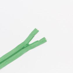 Молния спираль Т3 20см брючная зеленый
