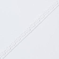 Кружево плетеное KRUZHEVO 15мм белый