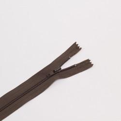 Молния спираль Т3 18см брючная хаки