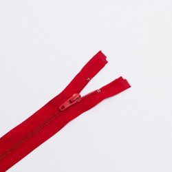 Молния спираль Т5 85см красный