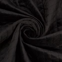 Ткань велюр стеганый