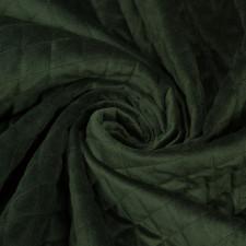 Велюр стеганый