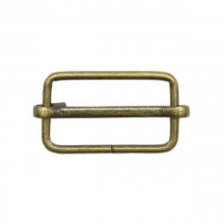 Рамка- регулятор металл 25мм бронзовый