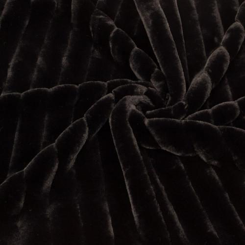 Мех искусственный фактурный