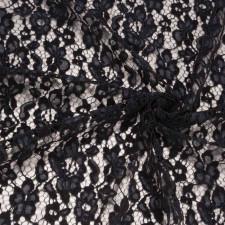 Кружевное полотно корд велюр