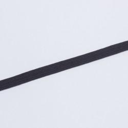 Резина продежка 7мм черный