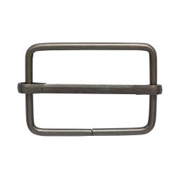 Рамка- регулятор металл 30х20х2мм черный никель