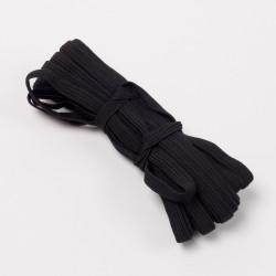 Резина продежка 10мм 10м/уп черный