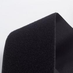"""Лента контактная """"Велкро"""" пришивная 100мм черный """"петля"""""""