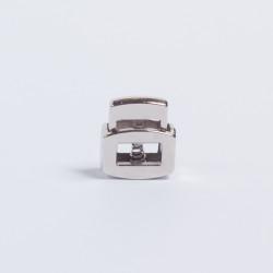 Фиксатор металл 15х12мм никель