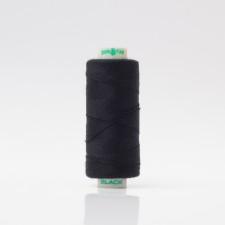 Нитки Дор-так | Dortak швейные, 365 м черный
