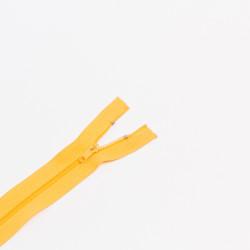 Молния спираль Т3 20см брючная яр.желтый