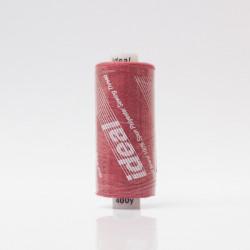 Нитки IDEAL 40/2 366м розовый