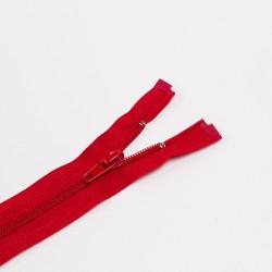 Молния спираль Т5 80см разъемная красный