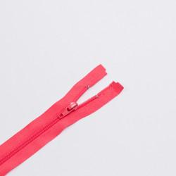 Молния спираль Т5 85см раз. т.розовый