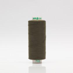 Нитки Дор-так | Dortak швейные, 365 м т.хаки