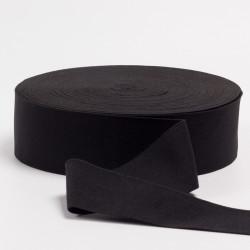 Резина бельевая 50мм черный