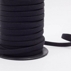 Резина бретельная 7мм черный
