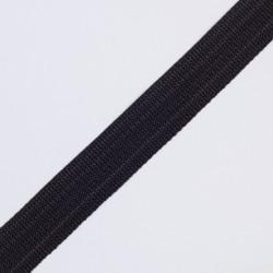 Лента ременная 30мм черный