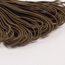 Резина шляпная 2мм оливковый
