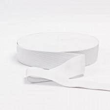 Резина бельевая белая, 35мм