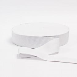 Резина бельевая 35мм белый