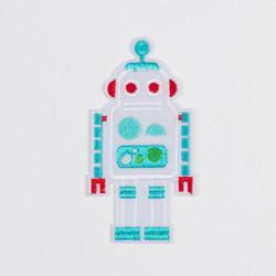 "Термоаппликация ""Робот"" 9,5х5см"