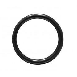 Кольцо металл разъемное 15х2,0мм черный никель