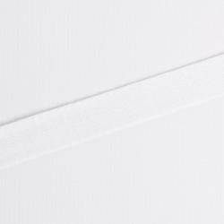 Лента киперная 22мм белый