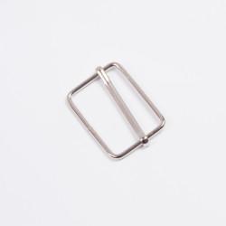 Рамка- регулятор металл 30х20х2мм никель