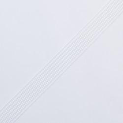 Резина декор. 20мм белый