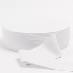 Резина бельевая 25мм белый