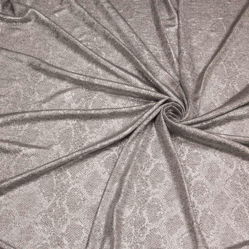 Трикотажное полотно с напылением