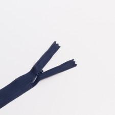 Молния потайная Т3 50см т.синий
