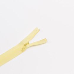 Молния потайная Т3 50см желтый
