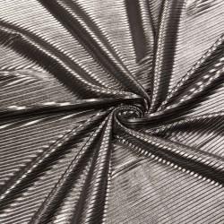 Трикотажное полотно бондинг плиссе