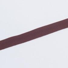Лента брючная 15мм коричневый