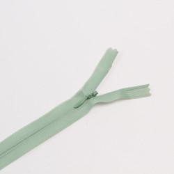 Молния потайная Т3 50см св.зеленый