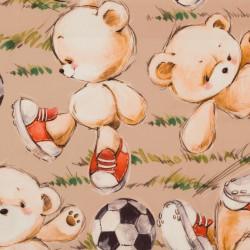 Мебельная ткань принт Детская коллекция