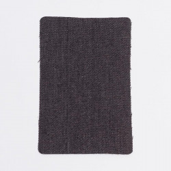 Термозаплатки джинсовые 10х15см черный 2шт/уп НР