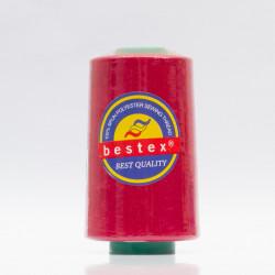 Нитки конус 5000 ярд 40/2 красный